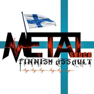 Metal Shock FInland logo